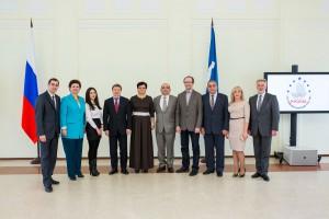 (Фото) 1 год Ассамблеи Народов Сахалинской Области